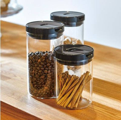 Coffee Canister - Recipiente para Café