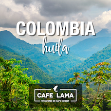 Café fresco Lama - Colombia Huila (MAYOR)