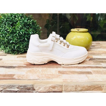 Zapatilla dad 014 blanco