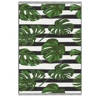 Alfombra Chenille / Tropical Lines 034
