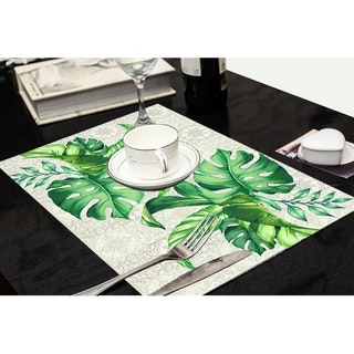 Set de 6 Individuales / Tropical Mosaic