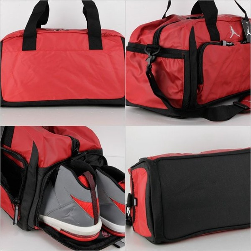 JORDAN ALL WORLD DUFFEL BAG