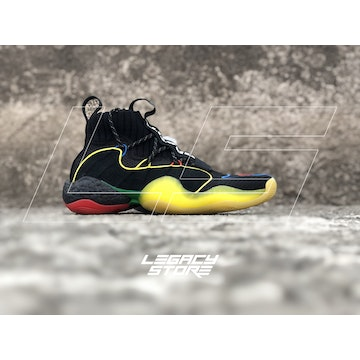 PHARRELL WILLIAMS X ADIDAS CRAZY BYW LVL