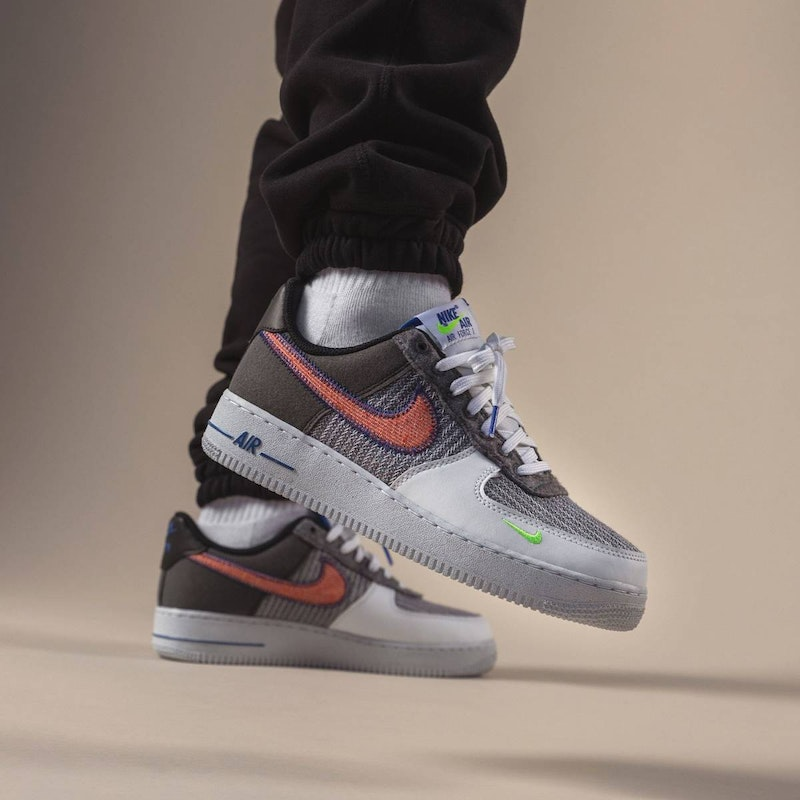 AIR FORCE 1 '07 LOW RECYCLED