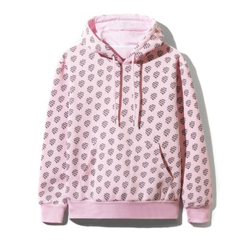 ASSC ALL OVER YOU HOODIE PINK