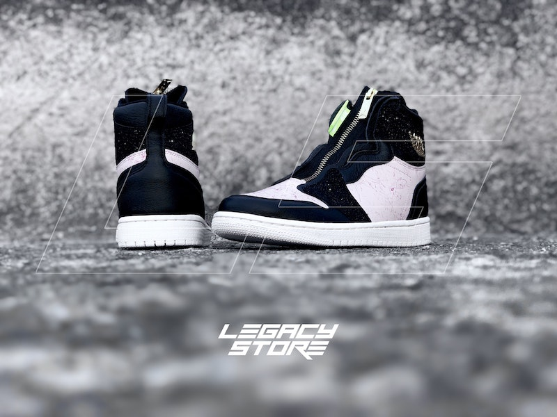 AIR JORDAN 1 RETRO HIGH ZIP