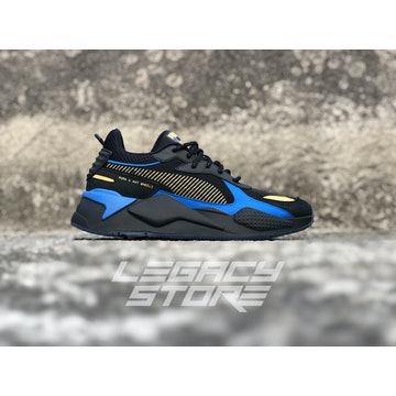 HOT WHEELS X PUMA RS-X TOYS