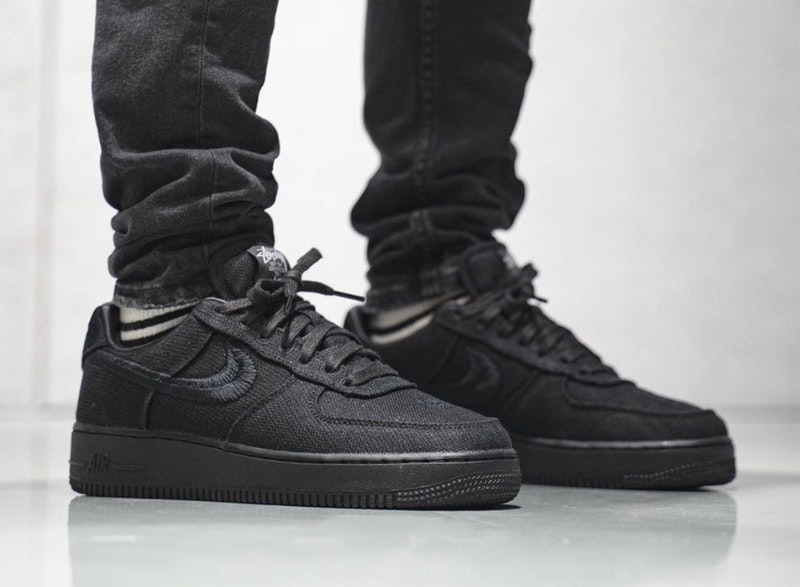 STUSSY X AIR FORCE 1 LOW