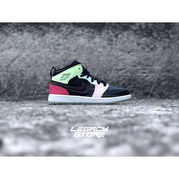 AIR JORDAN 1 MID SE PS