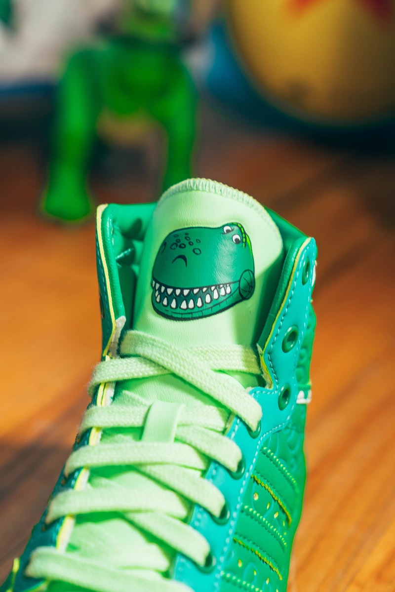 TOY STORY X ADIDAS TOP TEN HI J