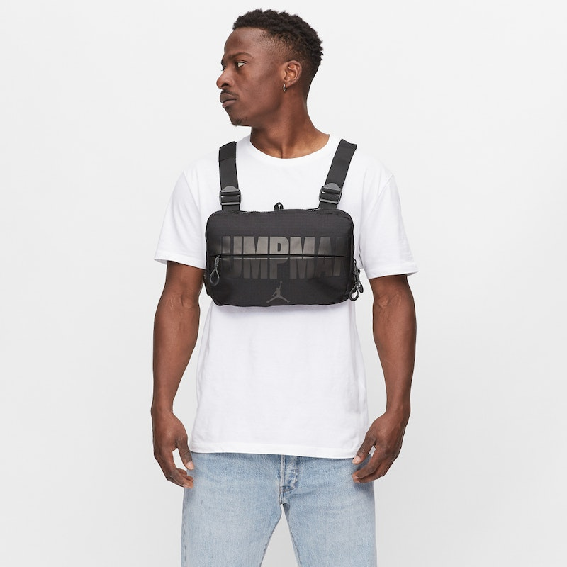 JORDAN JUMPMAN CHEST RIG BAG