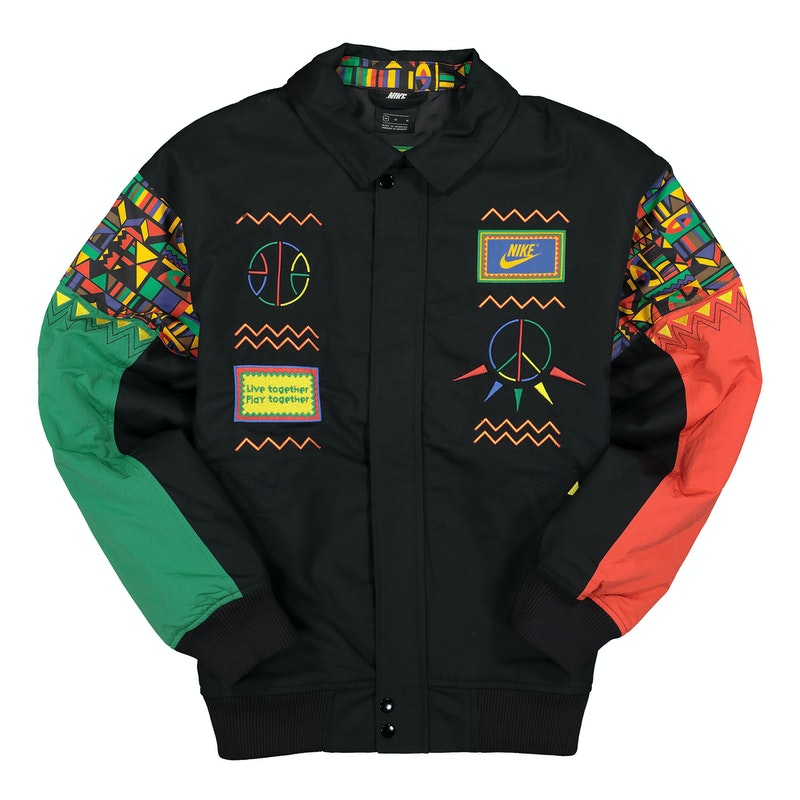 RE-ISSUE WOVEN URBAN JUNGLE JACKET