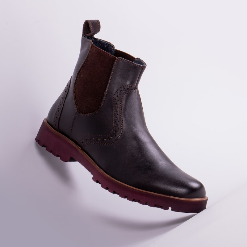 MERANO BOTA HUNTER 49281 (49281) ATANADO CHOCOLATE 25-29½