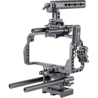 ikan STRATUS Cage Kit for BMPCC 4K with Follow Focus & Lens Support