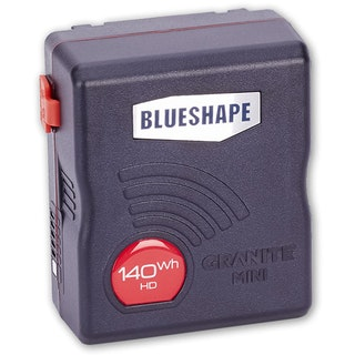 BLUESHAPE GRANITE MINI 14.4V 140Wh Batería de iones de litio de montaje Gold Mount