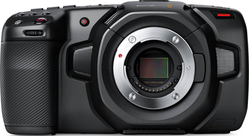 Pocket Cinema Camera 4K - CINECAMPOCHDMFT4K