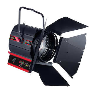 STUDIO FRESNEL LED 500W BI-COLOR 2700K° TO 6500K°