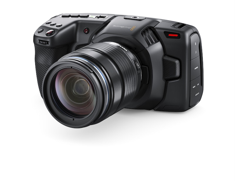 Kit de Cine Blackmagic Design Pocket Cinema Camera 4K