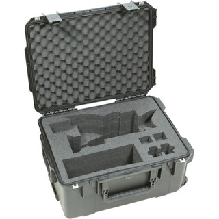 SKB iSeries Sony Video Camera Case con ruedas y asa de extracción