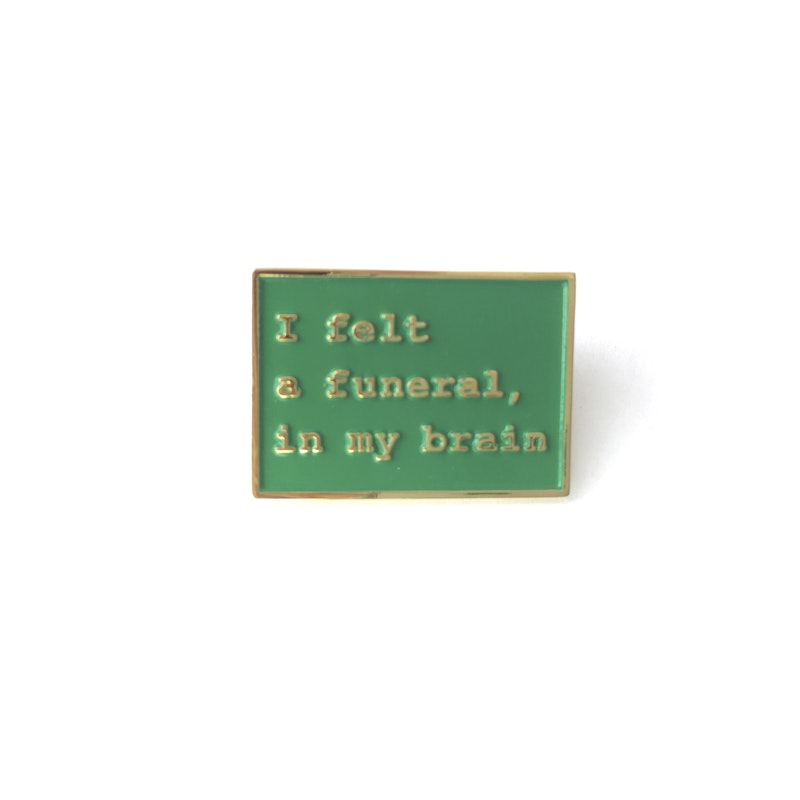 Pin Emily Dickinson #1