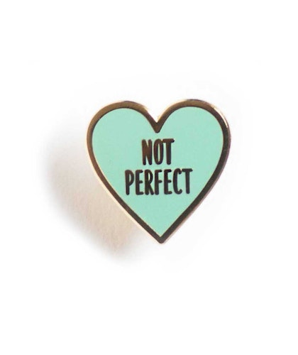 Pin not perfect