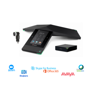 Polycom Trio 8800 con cámara Eagle Eye mini