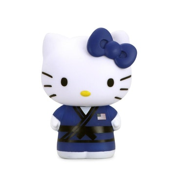 "Hello Kitty x Team USA 3"" Figure (Tae Kwon Do)"