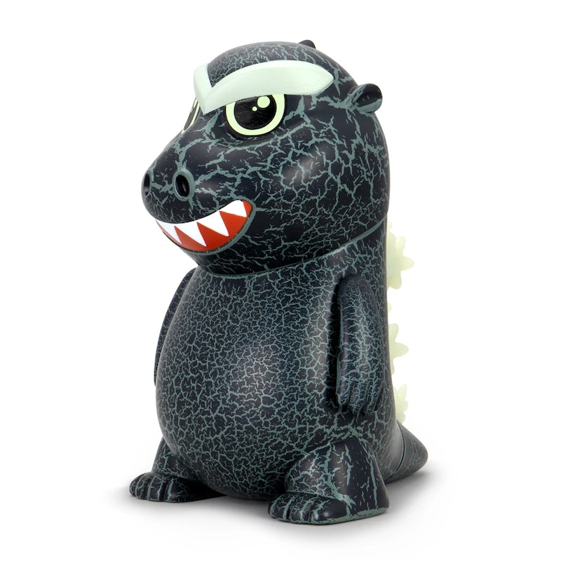 Godzilla 1954 Crackle Edition GID 8