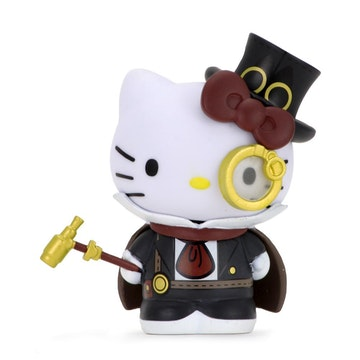 "Hello Kitty Time to Shine 3"" Figure (Steampunk)"