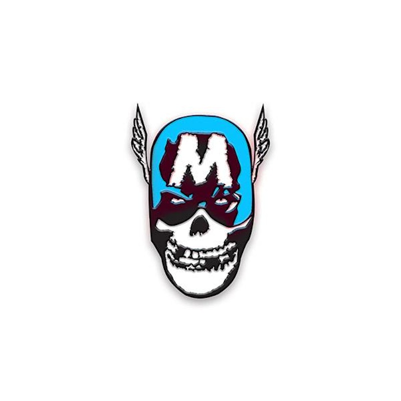 Yesterdays Enamel Pin (Misfits Super Fiend NYCC 2019)