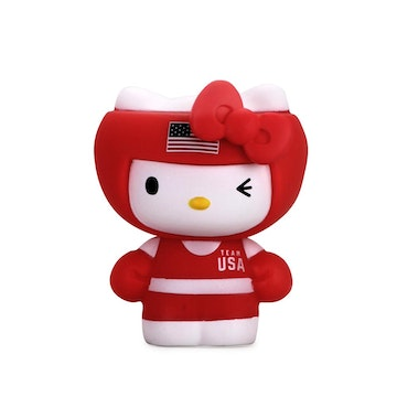 "Hello Kitty x Team USA 3"" Figure (Box)"