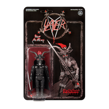 Slayer ReAction Figure - Minotaur (Black Magic Edition)