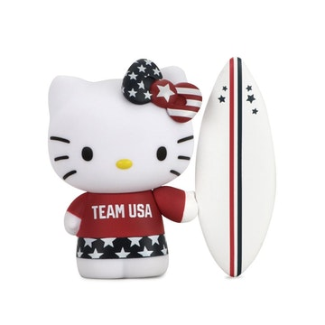 "Hello Kitty x Team USA 3"" Figure (Surfer)"