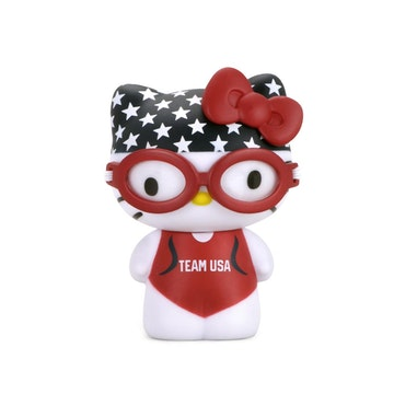 "Hello Kitty x Team USA 3"" Figure (Swimmer)"