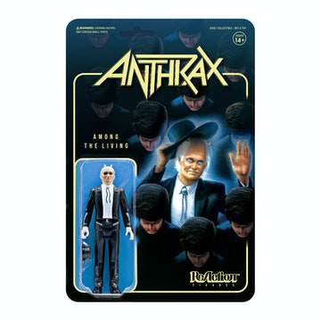Anthrax ReAction Figure
