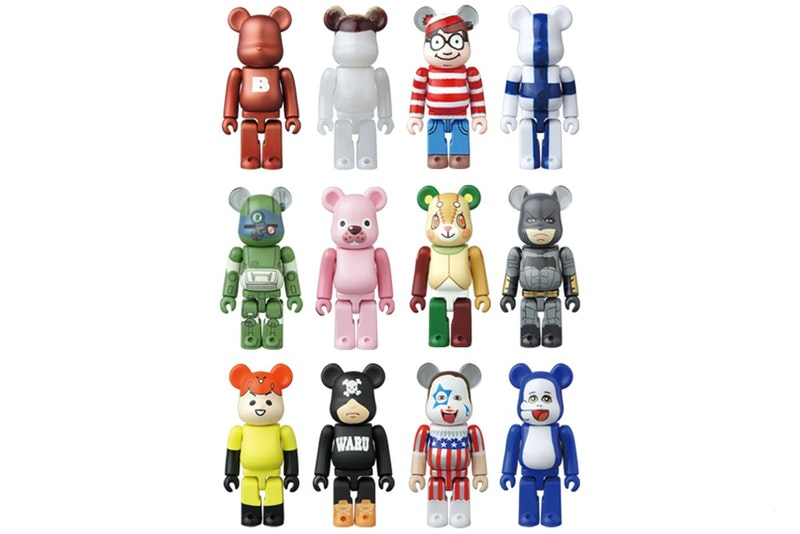 100% Bearbrick Series 35 (Blind Box)
