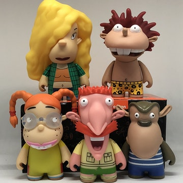 The Thornberrys Paquete #3