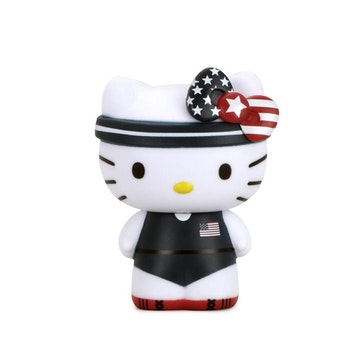 "Hello Kitty x Team USA 3"" Figure (Runner)"