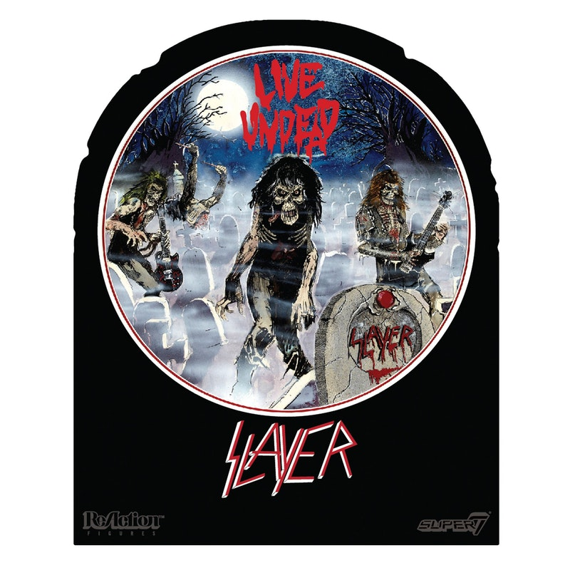[ABONO] Slayer ReAction Figure - Live Undead (3-Pack)