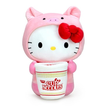 [PREVENTA] Noodles X Hello Kitty Pork Cup Cosplay 16