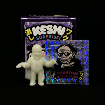 Universal Monsters Keshi Surprise Wave 2 (GID Phantom of the Opera)