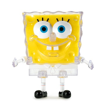 Nickelodeon Sea Sponge Spongebob 8
