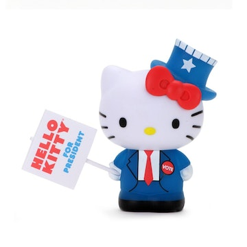 "Hello Kitty Time to Shine 3"" Figure (President)"