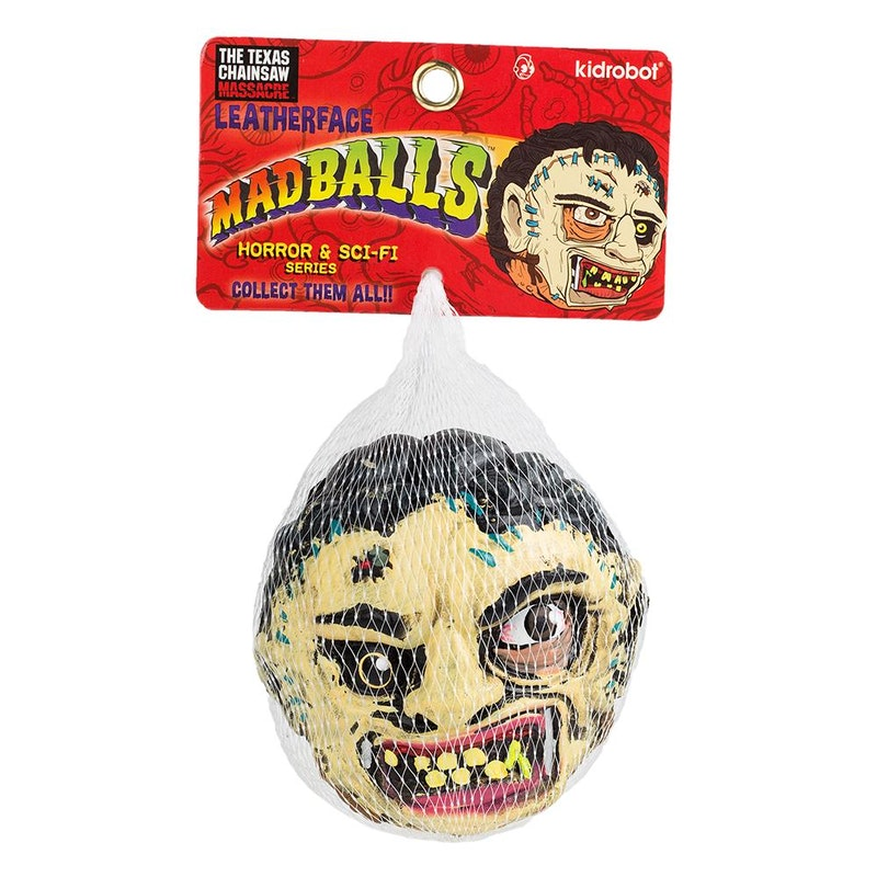 Horrorballs Leatherface 4