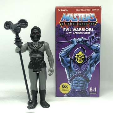 Masters of the Universe ReAction Figure - Skeletor Midnight