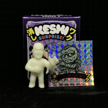 Universal Monsters Keshi Surprise Wave 2 (GID Mummy)