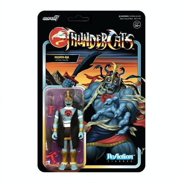 Thundercats ReAction Figure Wave 1 - Mumm-Ra
