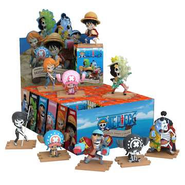 [EN TRANSITO] Freenys Hidden Dissectibles: One Piece Series 2 3