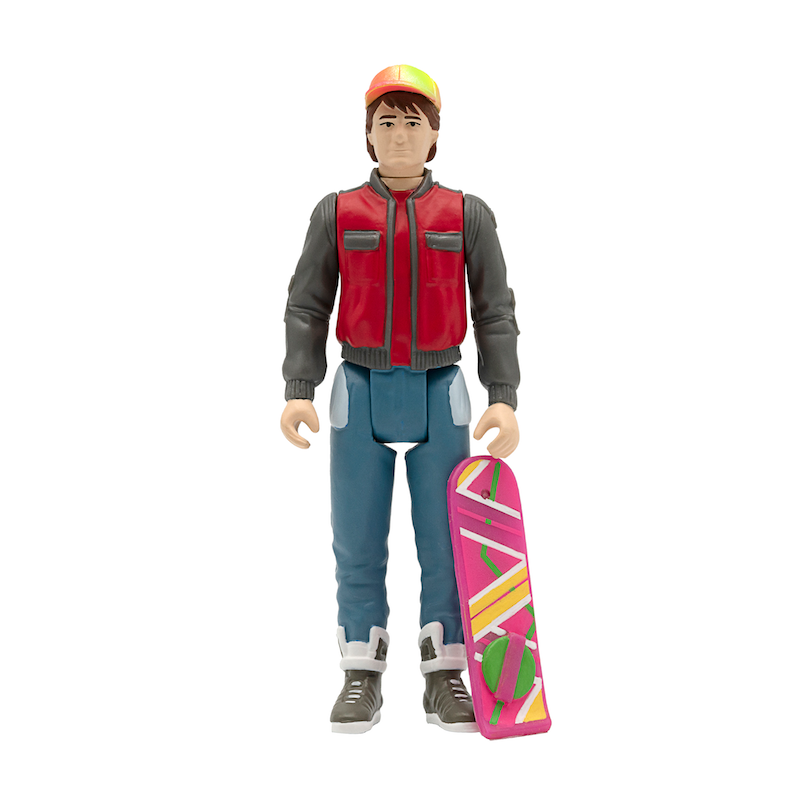 Back to the Future 2 ReAction Figure Wave 1 - Marty McFly Future