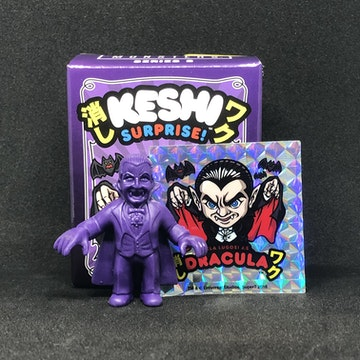 Universal Monsters Keshi Surprise Wave 2 (Purple Dracula)
